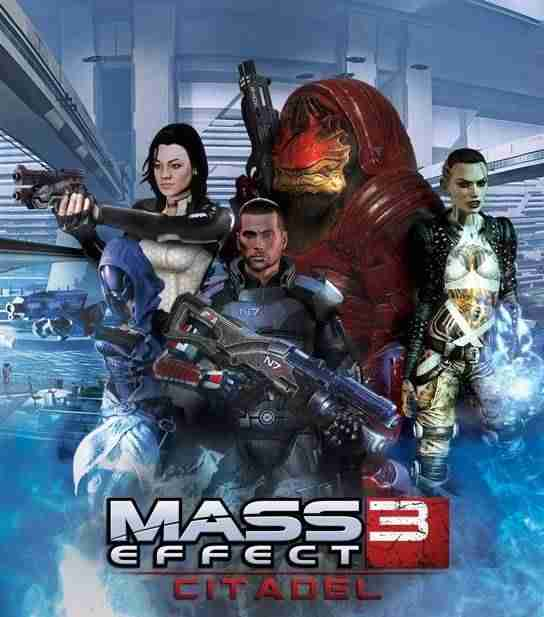 Descargar Mass Effect 3 Citadel [MULTI][DLC][RELOADED] por Torrent